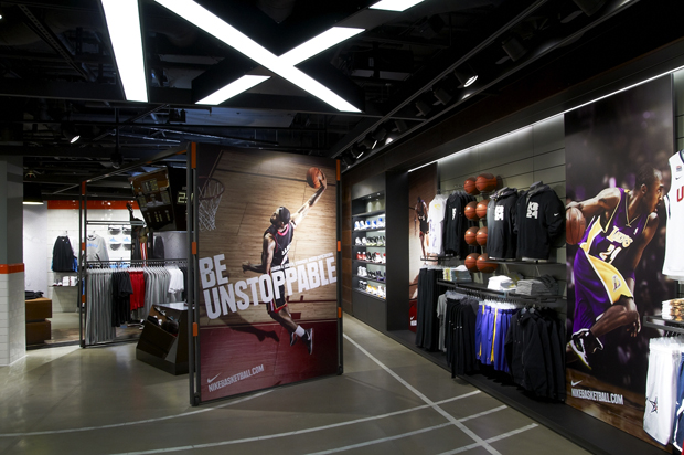 Recap Niketown London Redevelopment