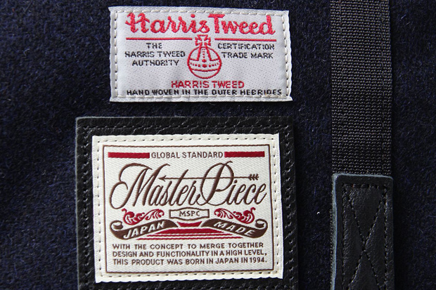 Master-Piece-Harris-Tweed-Slash-Rucksack-03