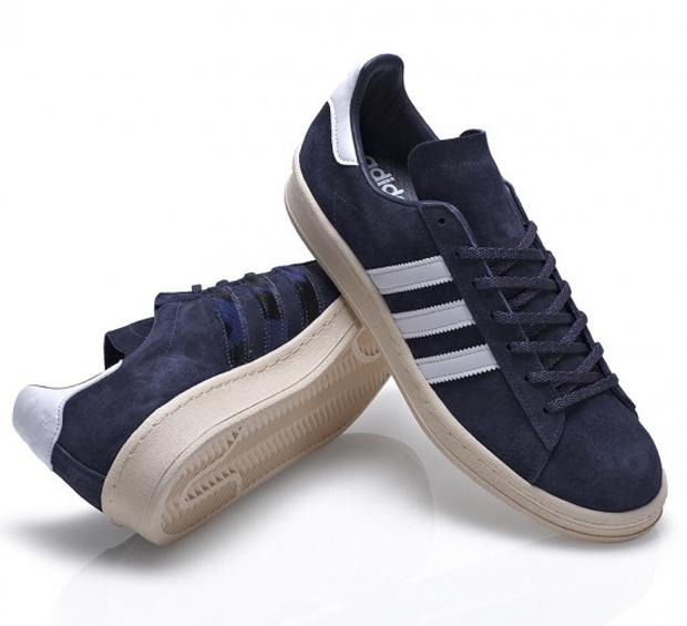 brand new 23df8 7c5b1 Foot Patrol x Adidas Originals Campus 80 s  B-Sides