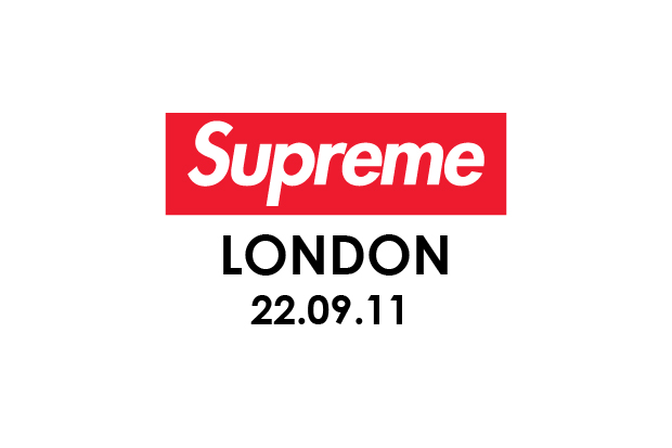 Supreme London launch opening