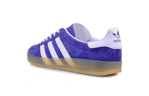 Adidas Gazelle Indoor Collegiate Purple