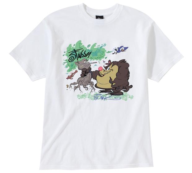 Stussy-x-John-K-T-shirt-Series-Kaspar