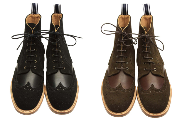 Oliver-Spencer-AW12-Brogue-Boot-01