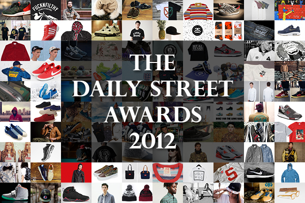 The Daily Street Awards 2012