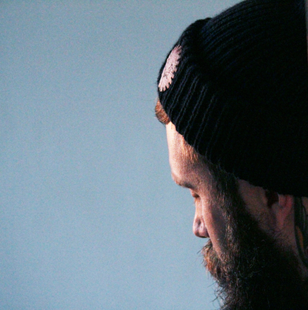 Halvo Shores Navy Knit Beanie