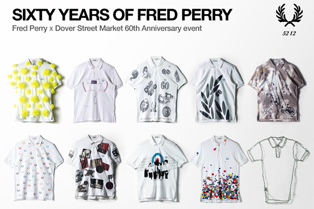 Fred-Perry-x-Dover-Street-Market-60th-Anniversary-Event