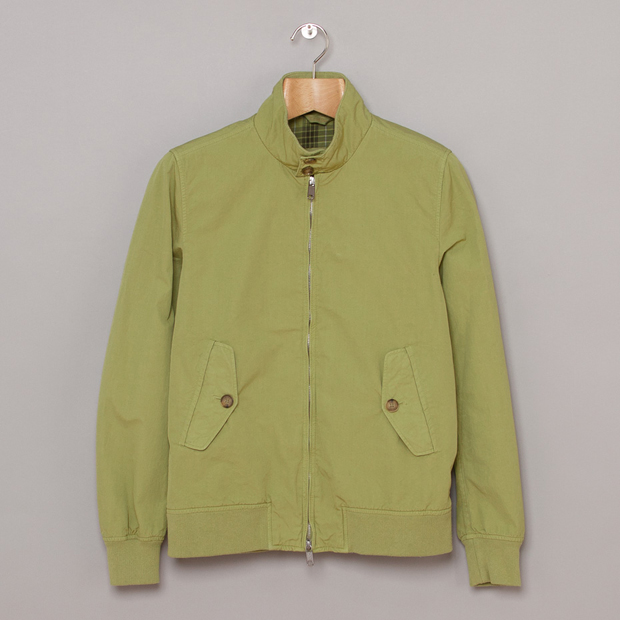 Baracuta Garment Dyed Jackets 02