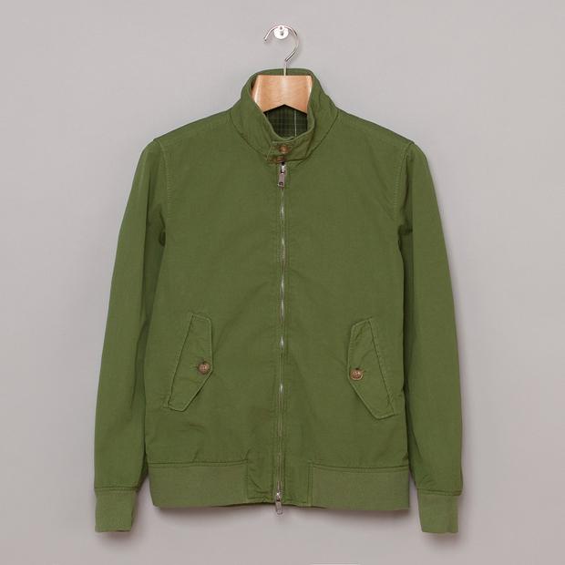 Baracuta Garment Dyed Jackets 04