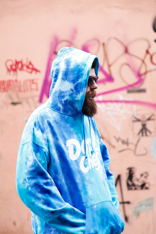 Dope Chef Blue Magic Hoodie 03