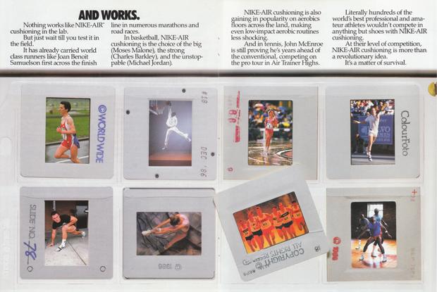 Original Nike Air 1987 Print Advert The Daily Street 04