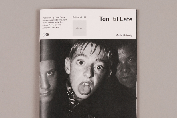 Ten til Late Mark Nulty Fanzine 01