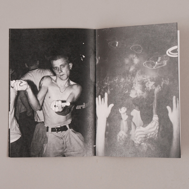 Ten til Late Mark Nulty Fanzine 04