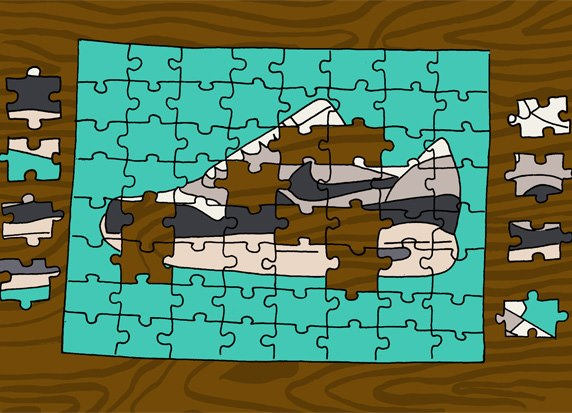 An Illustrated Preview of Nike SS13 Footwear by Josh Parkin for The Chimp Store 08