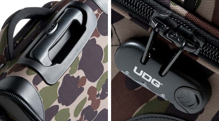 Carhartt WIP x UDG Camo Island Print Luggage 02