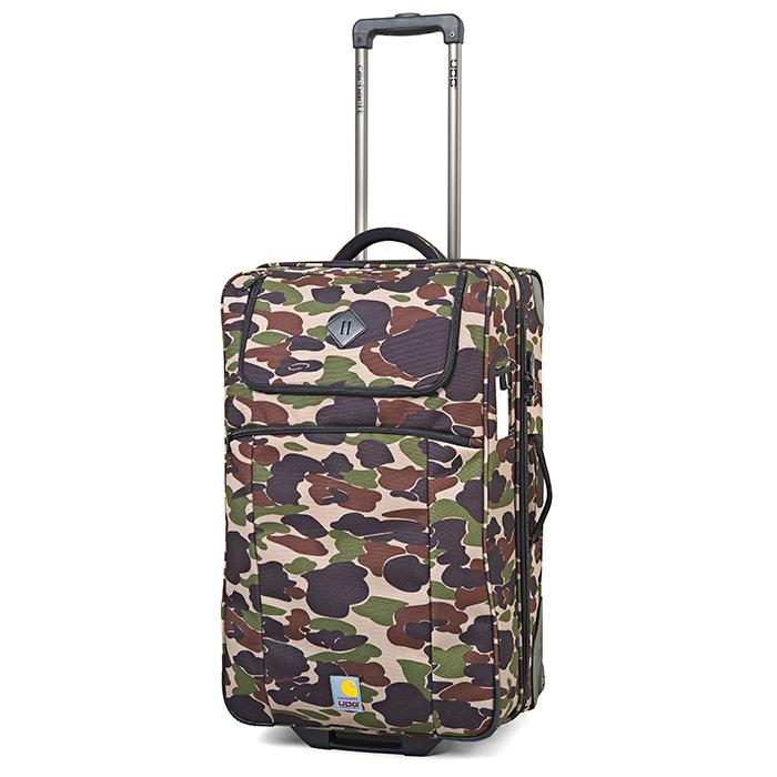 Carhartt WIP x UDG Camo Island Print Luggage 03
