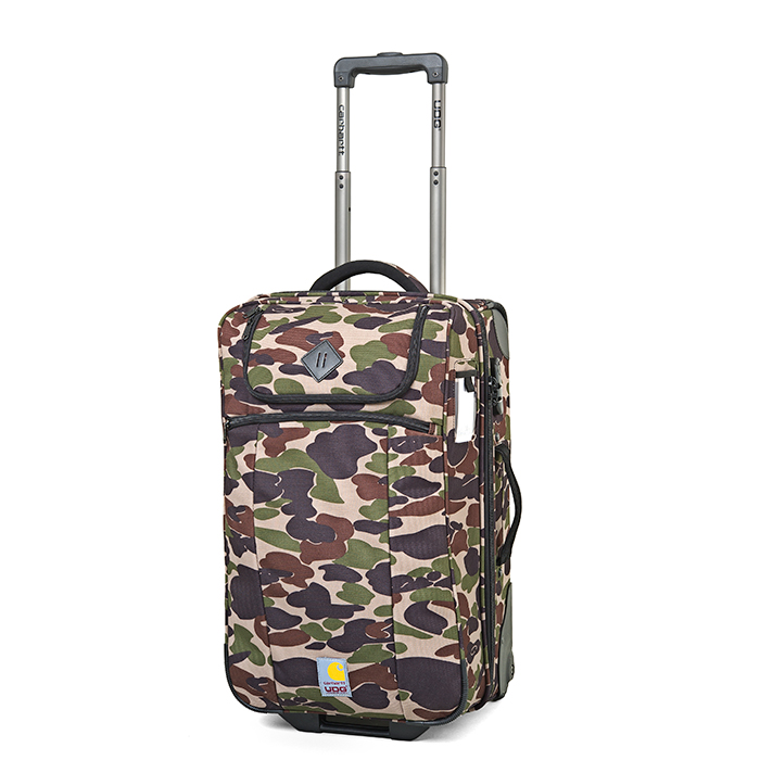 Carhartt WIP x UDG Camo Island Print Luggage 04