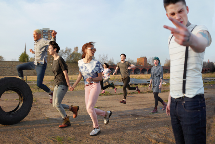 Dr Martens SS13 Campaign Imagery 09