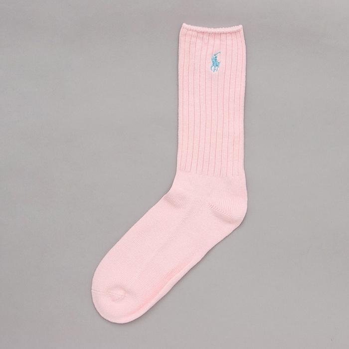 Polo Ralph Lauren Pastel Classic Crew socks 02