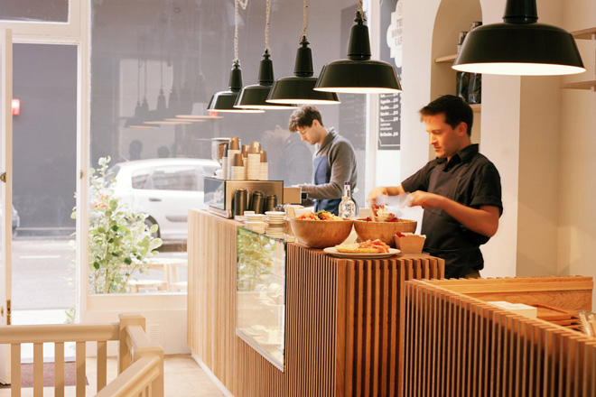 Monocle Opens London Cafe 13