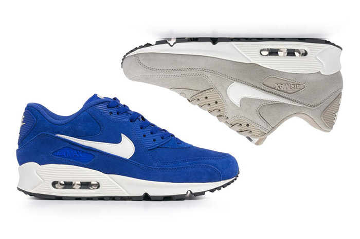 Nike Air Max 90 Tonal Suede Pack 01
