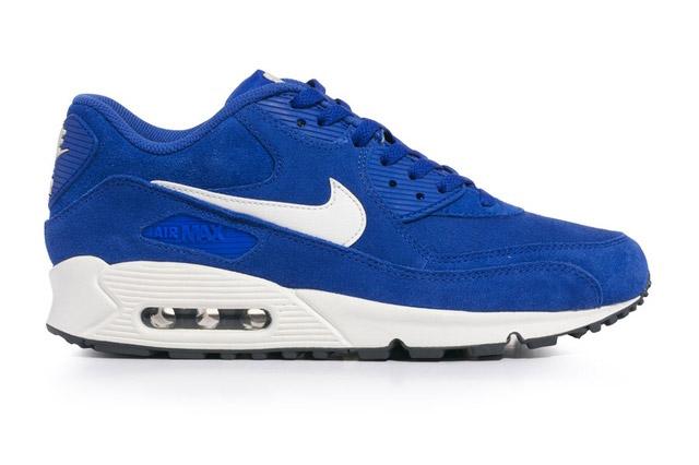 Nike Air Max 90 Tonal Suede Pack 02