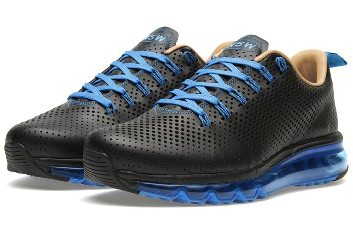 Nike Air Max Motion NSW Black Photo Blue 02