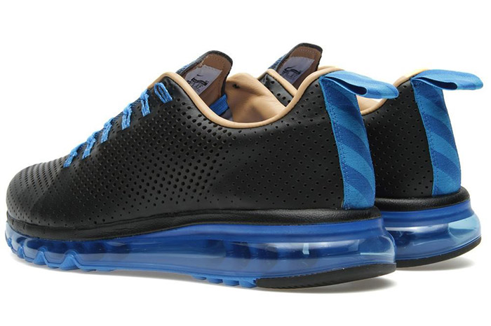 Nike Air Max Motion NSW Black Photo Blue 03
