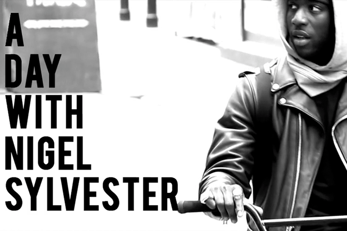 A Day With Nigel Sylvester by G-SHOCK 01