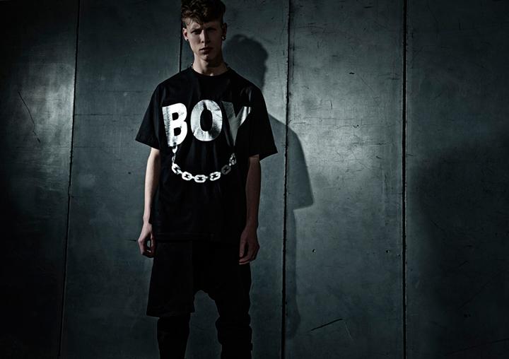 BOY LONDON x LONG clothing foil range 02