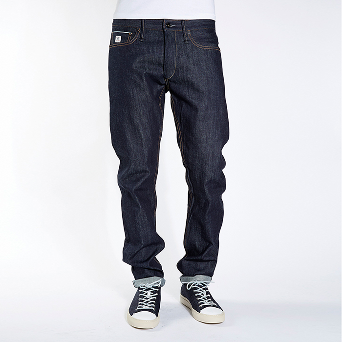 Denham x Cone Mill Virgin Denim 03