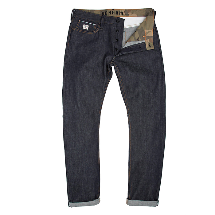 Denham x Cone Mill Virgin Denim 04