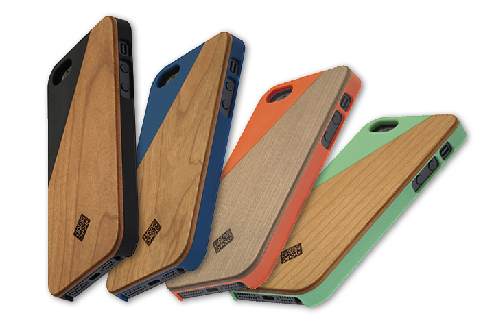 Native Union Clic Wooden iPhone 5 Case 01