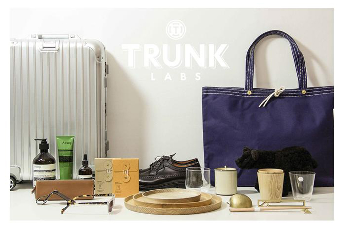 Trunk Clothiers launch Trunk LABS store in London 01