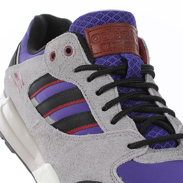 adidas Originals Tech Super Blast Purple Black 05