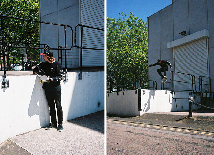 Blacksmith Skate Co Winter 2013 Collection Lookbook 05