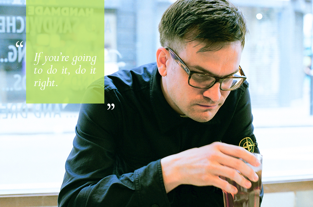 Do It Right interview Marc Chamberlain Le Coq Sportif The Daily Street 02