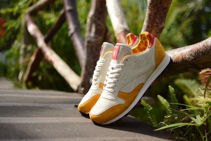 Hanon x Reebok Classic Leather 30th Anniversary Aberdeen Leopards 01