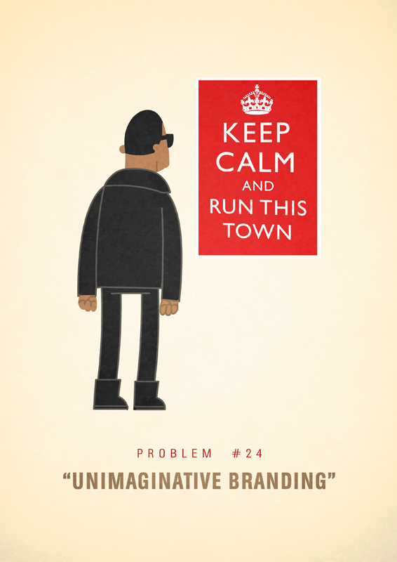 Jay-Z 99 problems illustrated by Ali Graham 11