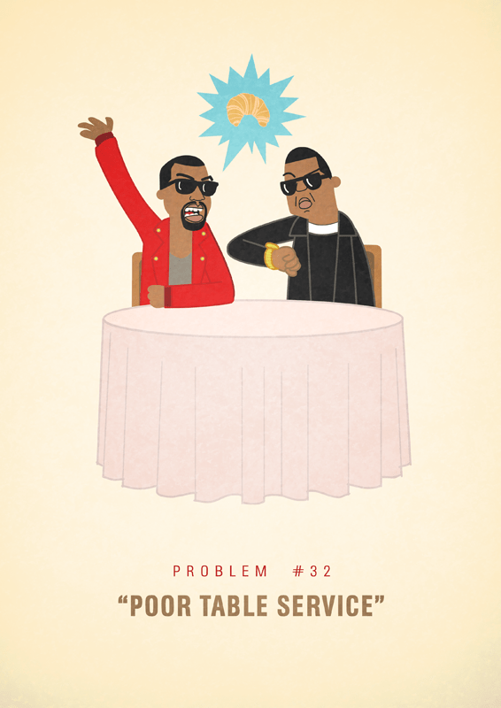 Jay-Z 99 problems illustrated by Ali Graham 16