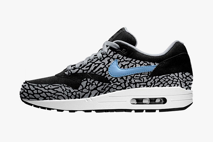 NIKEiD Elephant Pack Air Max 1 Dunk High Low The Daily Street 01