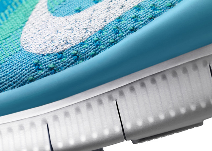 Nike announce Free FlyKnit running sneaker The Daily Street 10