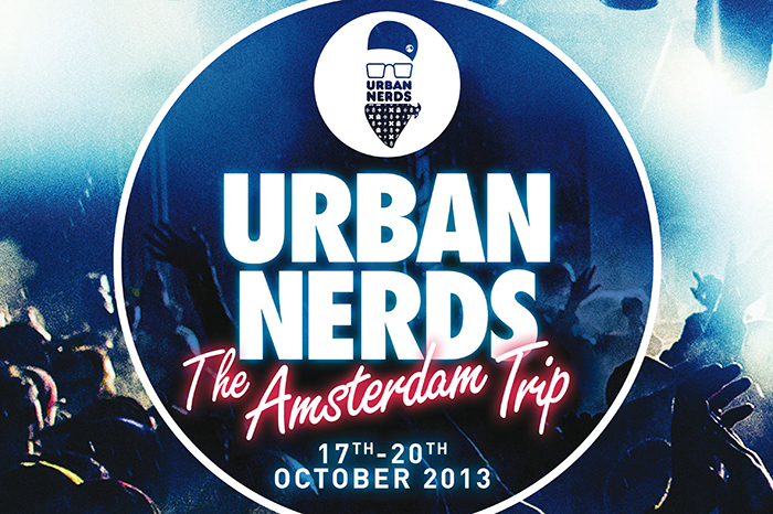 Urban Nerds present The Amsterdam Trip 2013 01