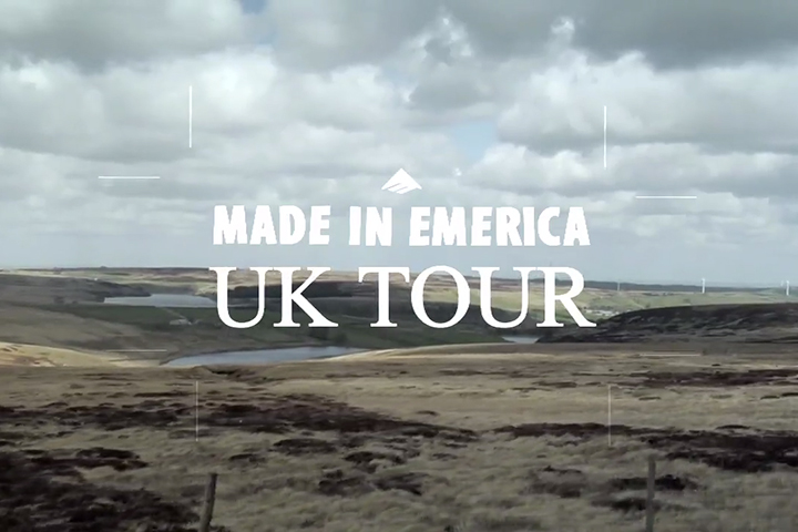 Video-Emerica-UK-Tour