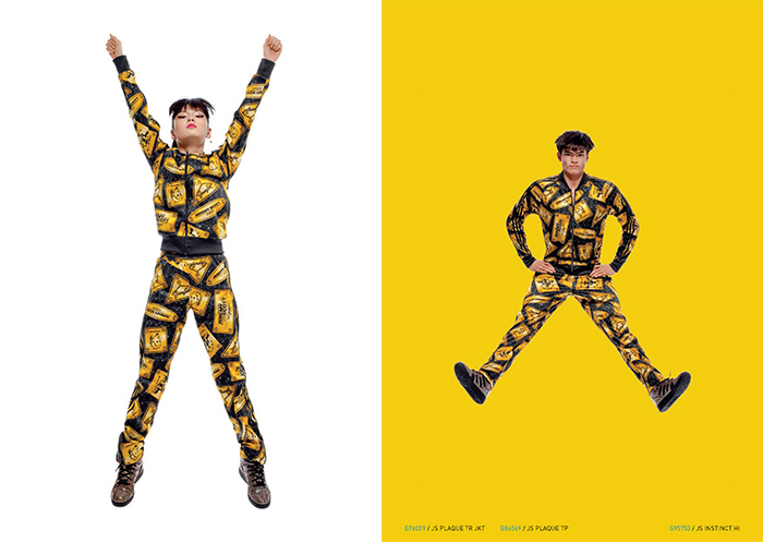adidas Originals by Jeremy Scott Fall:Winter 2013 Lookbook 08