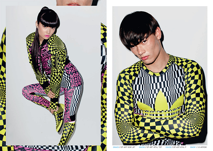 adidas Originals by Jeremy Scott Fall:Winter 2013 Lookbook 15
