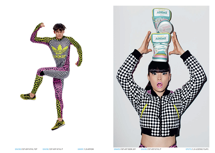 adidas Originals by Jeremy Scott Fall:Winter 2013 Lookbook 16