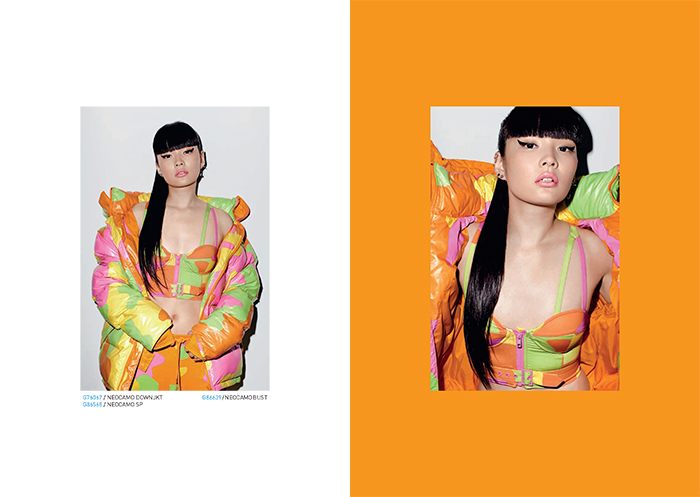 adidas Originals by Jeremy Scott Fall:Winter 2013 Lookbook 19