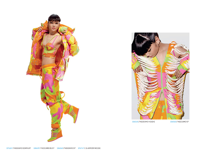 adidas Originals by Jeremy Scott Fall:Winter 2013 Lookbook 20