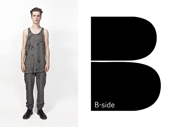 B-side by Wale Mens AW13 Lookbook 02