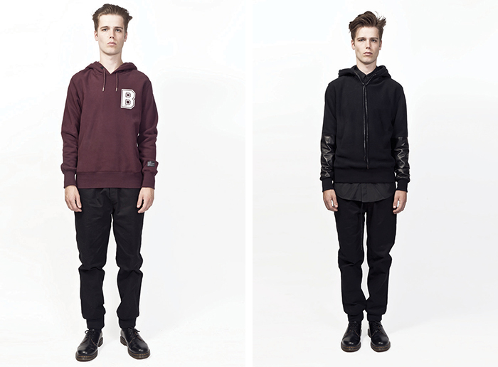 B-side by Wale Mens AW13 Lookbook 05
